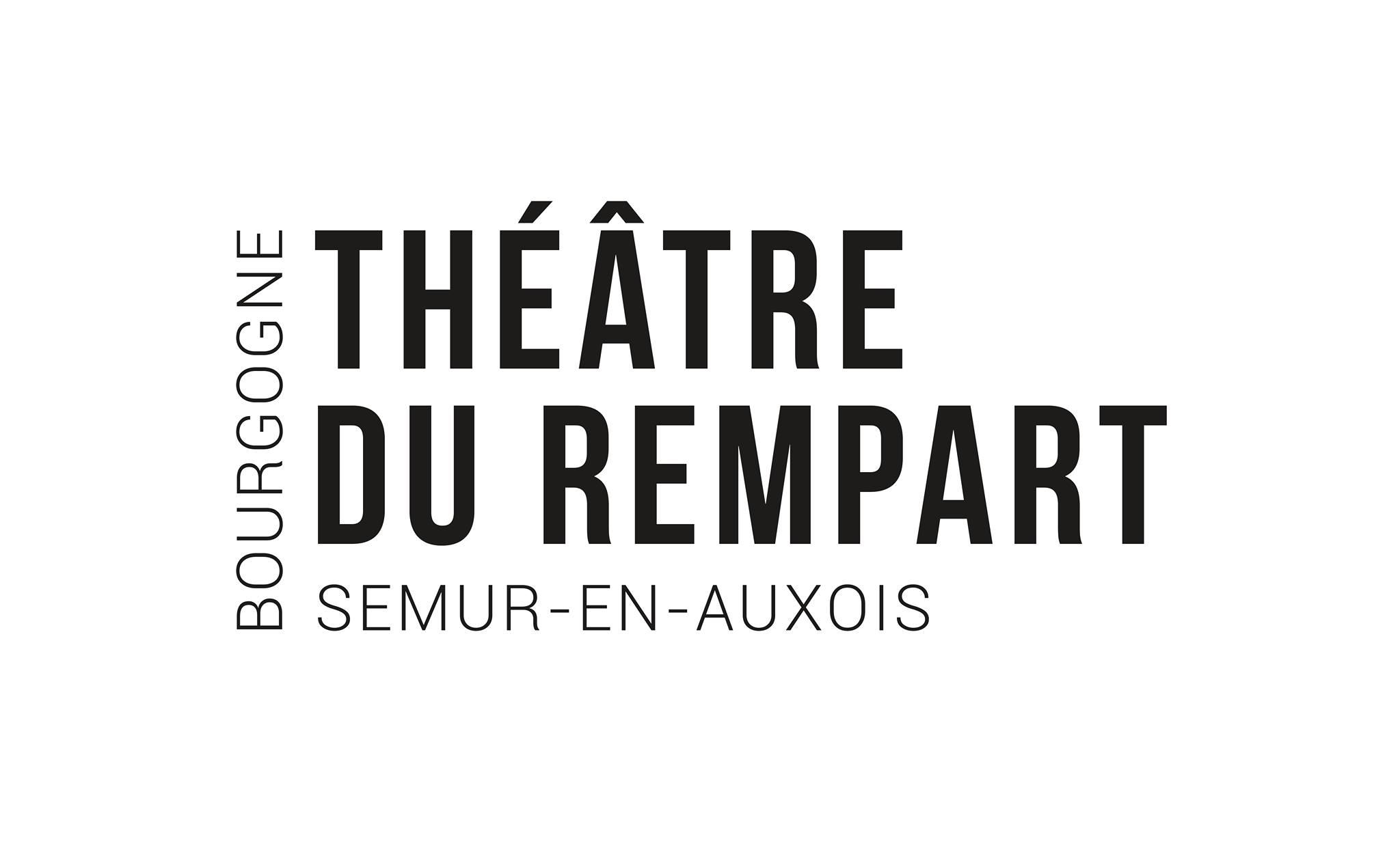 Le théâtre du rempart de Semur-en-Auxois
